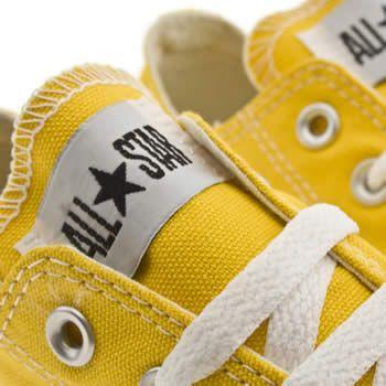 Color Amarillo - Yellow!!!  Yellow Converse