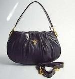 $219.00 Prada Great Style 7880-1 Ladies Bag in Black