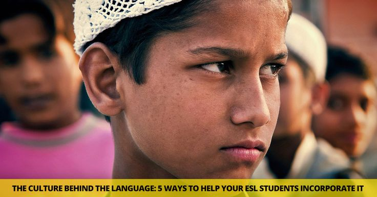 Have you ever asked yourself how important it is for students to get to know the culture behind the language? In other words, how important is it for them to learn about of the culture from