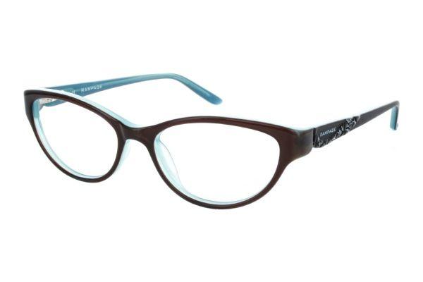 Glass Eyeglasses Rampage