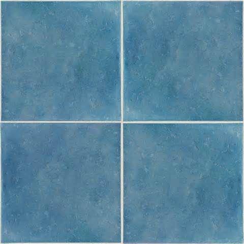 bathroom floor tile blue - google search | blue tile wall