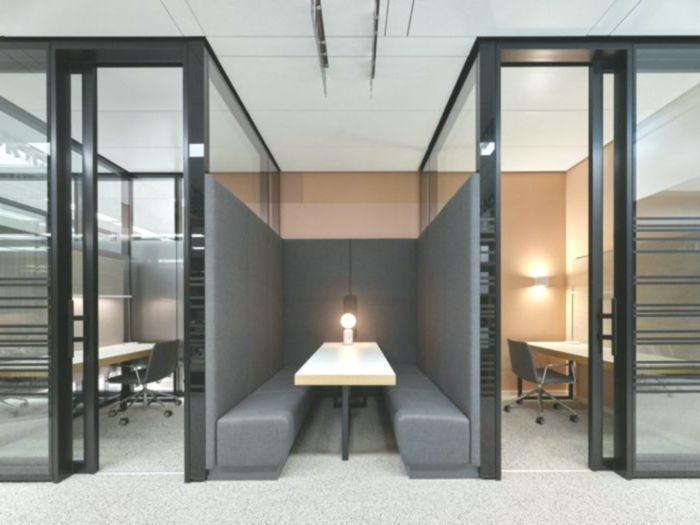 Consulting Firm Offices Frankfurt 17 Modern Office Design