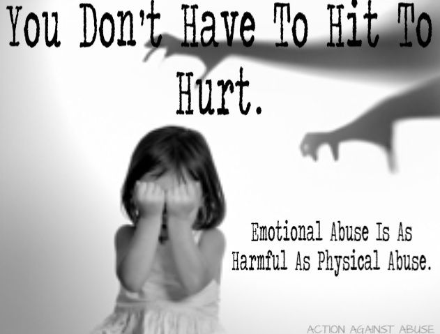 the effects of physical and verbal The effect of verbal aggression is greater than the expression of love the lasting effects of verbal abuse shouldn't be understated what science knows and you should too.