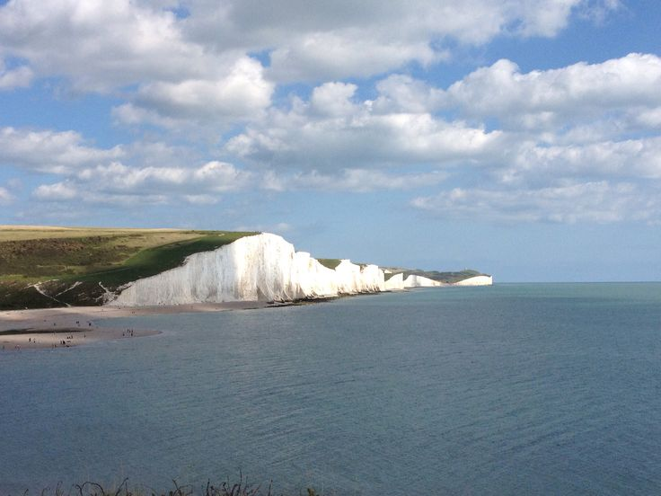 The Seven Sisters Cliff