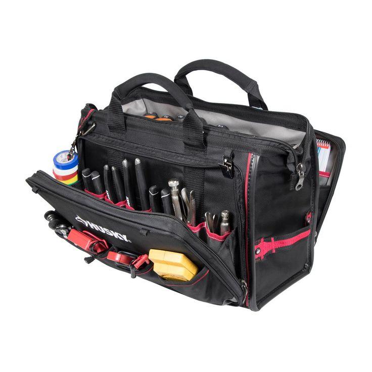 Husky tool bag price asda battery pack