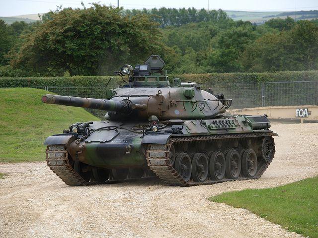 AMX-30,French Army I believe