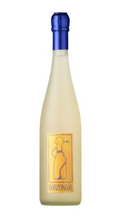 """""""Borzongás"""" (gyöngyöző bor) Dél-Dunántúli - Kellemes, de nem több. És túlárazott."""