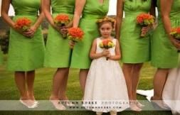 33+ ideas bridal party green flower for 2019
