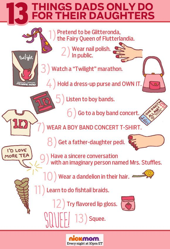 13 Things Dads Only Do For Their Daughters By Nicole Leigh -8186