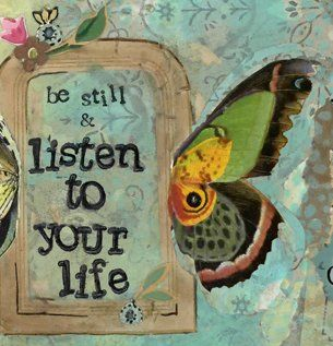 .Kelly Rae Robert, Life, Entry Wall, Art Journals, Butterflies Wings, Favorite Quotes, Mixed Media Art, Mail Art, Labels Design
