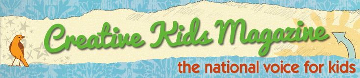 Creative Kids Magazine--another magazine with stories, poems, etc... written by kids