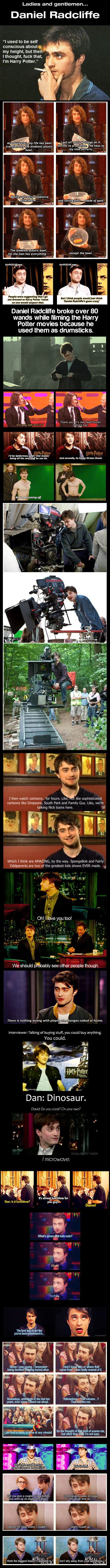 Ladies and Gentlemen...Daniel Radcliffe more funny pics on facebook: https://www.facebook.com/yourfunnypics101