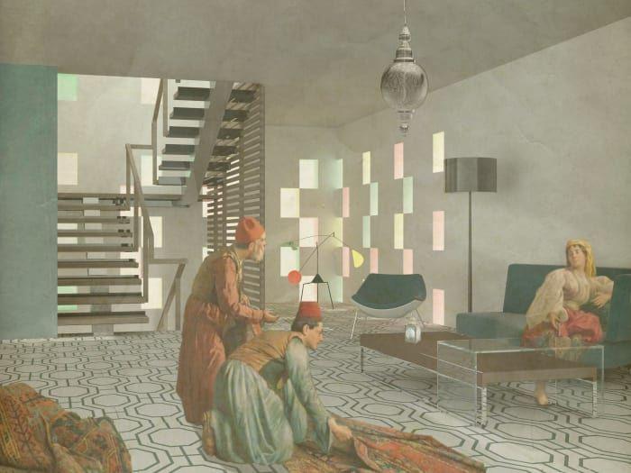Alessandro De Trovato, Davide Basile · Spazi pubblici e vuoti urbani. Un piano di intervento per l'area dell'Ancièn Quartier Industriel di Marrakech