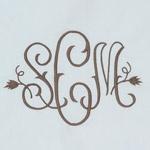 Beautiful Monogram styles