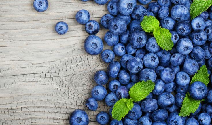 Malé modré kuličky jsou nabité zdraví prospěšnými látkami a navíc mají skvělou nezaměnitelnou chuť, která tolik sluší všem letním dezertům.