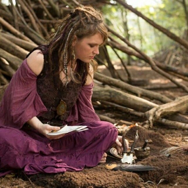 Traditional Witchcraft is Learning how to be part of nature and understanding what nature has to tell you.
