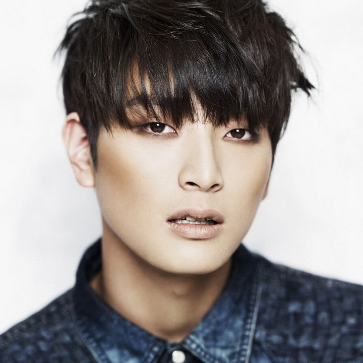 """Jeong Jinwoon (정진운)"" is a South Korean singer, actor and a member of the boy group 2AM."
