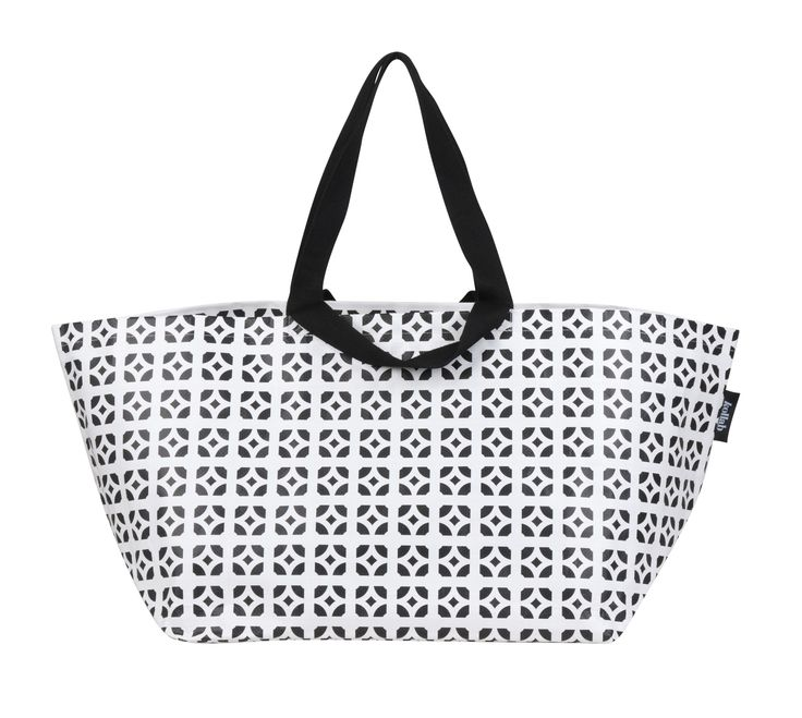 Neverful Large - Poly $29.95 ULTIMATE BEACH BAG Water resistant construction Internal pocket for wallet, phone and keys Durable cotton canvas handles Custom Kollab woven branding and graphic placement L 83.5cm, H 38cm, D 35cm