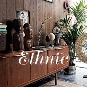 Interieurtrend Residence etnisch interieur