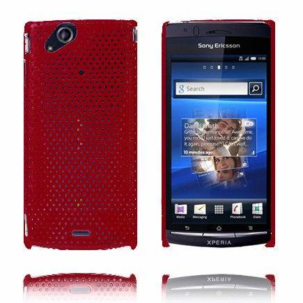 Atomic (Rød) Sony Ericsson Xperia Arc Cover