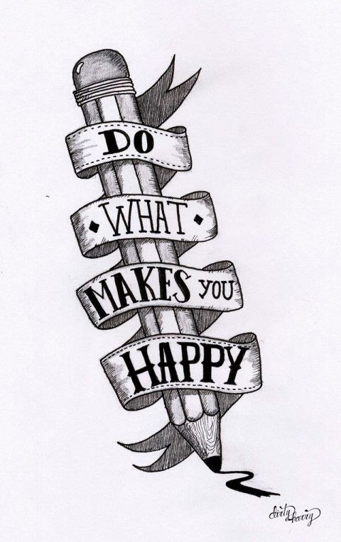 Dirty Harry - Do what makes you happy