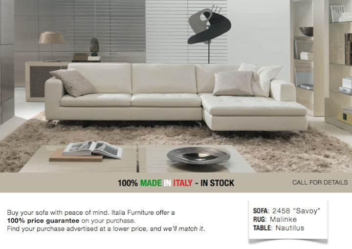 Modern Furniture Calgary Custom Inspiration Design