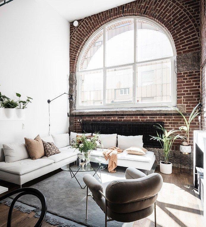 Loft Suédois Un Appart Au Style New Yorkais Apartment