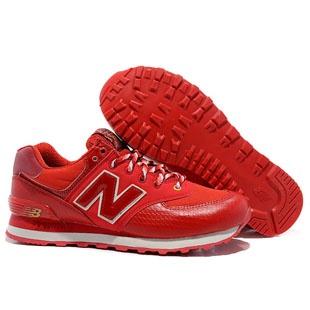 -Estilo del niño zapatillas zapatos 2013 de las mujeres de los hombres auténticos NB 574 zapatos casuales zapatillas