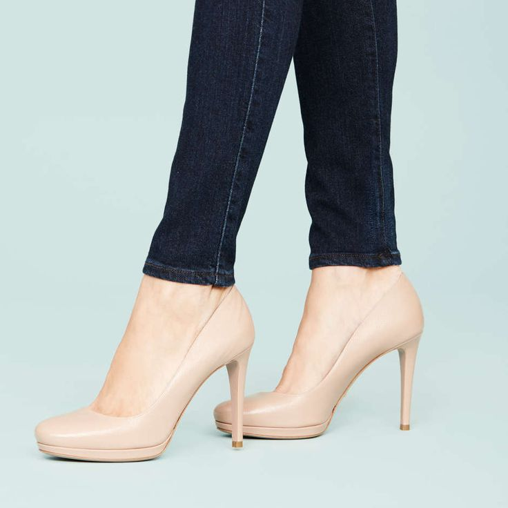 Nude-Pumps Trunk Club for Women - 10 Must Have Peices