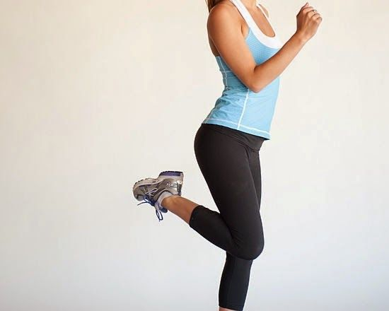 How to Get Skinny Legs Quick