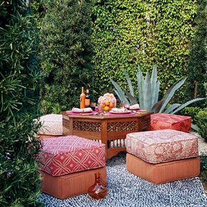 Moroccan Secret Garden