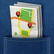 City Maps 2Go app icon