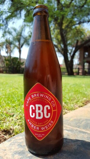 #capebrewing #cbc #amberweiss
