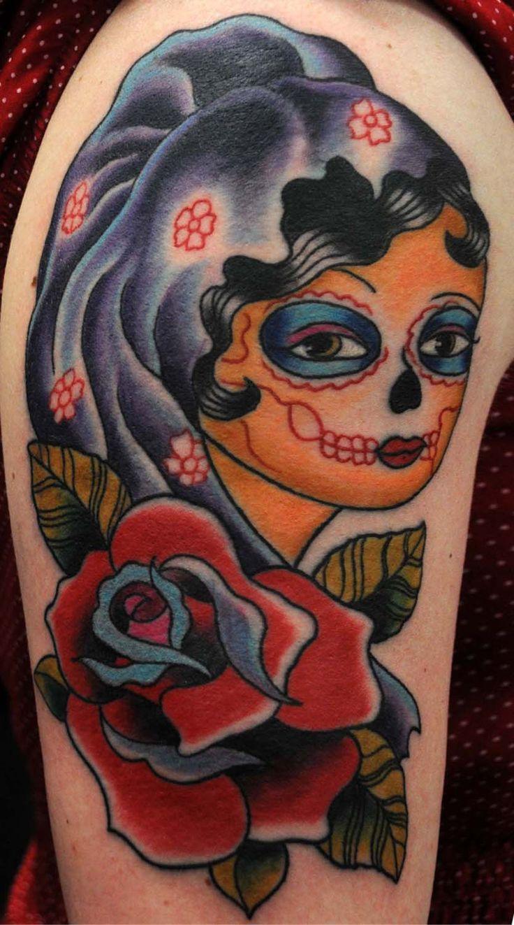Watercolor tattoo artists in houston texas - Johnny Jackson At Texas Body Art In Houston Texasbodyart Livecast