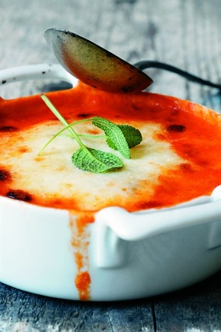Parmigiane d'artichauts - Larousse Cuisine