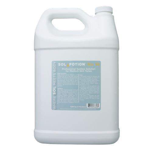 Signature Line: Sol Potion No. 10 - Spray Tan Solution - Gallon