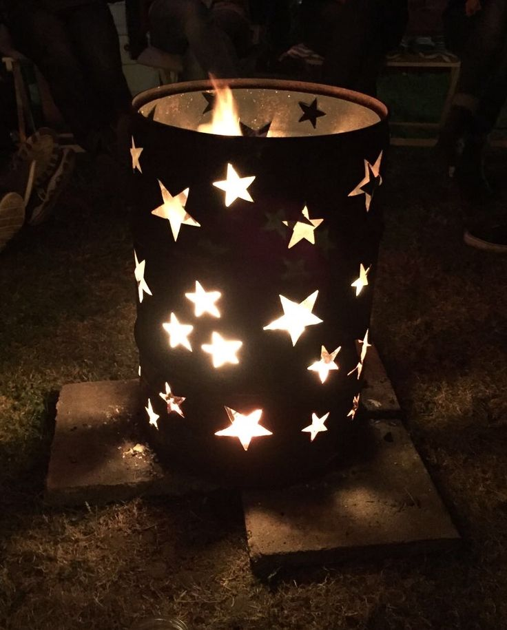 13 best Feuertonnen by Manuel images on Pinterest Fire pit - feuertonne selber machen