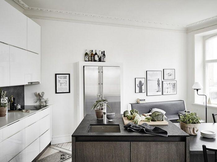 Einfache Dekoration Und Mobel Raumideen Siegburg 2 #17: Лучшее решение совместить все комнаты в одну, когда площадь ограничена.