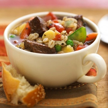 Barley-Beef Soup recipes: Vegetable Soups, Fun Recipes, Food, Barley Beef Soup, Lamb To, Vegetable Soup Recipes, Tomato Based Barley, Beef Soups, Meat Beef