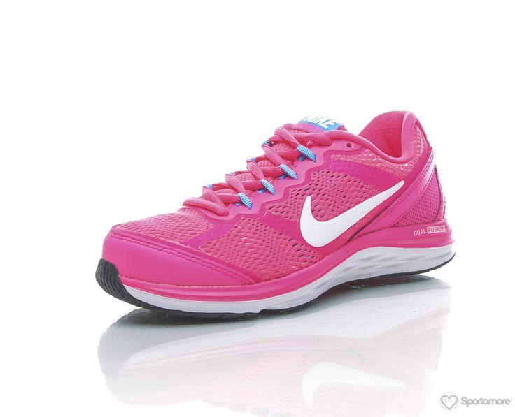 Wmns Dual Fusion Run 3 Nike Sko Løpesko