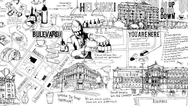 Min stora passion är illustration och jag har specialiserat mig i att göra alla grunder för hand - för att alltid skapa något unikt för varje projekt. Först efter det, bearbetar jag det i photoshop. Jag arbetar alltid nära kund för att få det perfekta resultatet inför varje uppdrag. Jag gör uppdrag inom illustration, väggmålningar, grafisk design och konst. Några av mina uppdragsgivare är Hilton Hotels, Scandic, Doos Architects, Holiday Inn, Gekås Tidning, Kungsmässan Magazine, Pax skor, No…