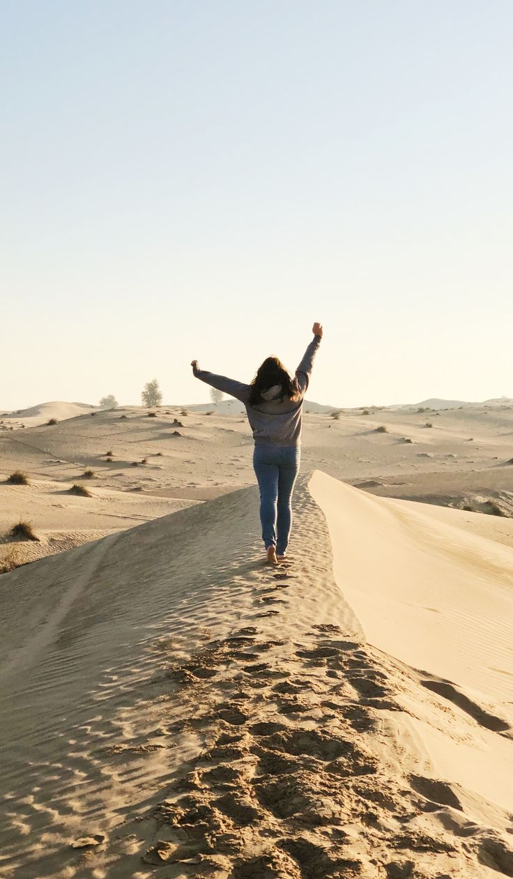 Go to the desert. Just a stones throw away (20 minute ...