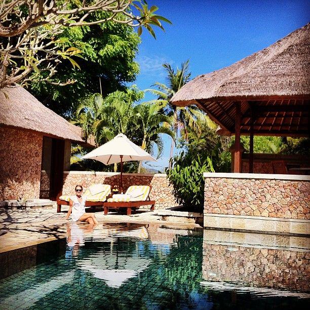 @OberoiGroup #Lombok. The perfect honeymoon!!