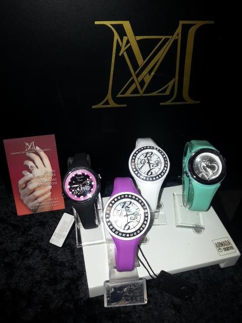 "MZ Creazioni presenta la promo ""colora la tua estate""...offerta speciale su orologi disponibili in foto Armada Nueva collection wonderful world.  Prezzo di cartellino 49, 00 €  Prezzo Promo 40, 00 €  Vieni a scegliere il tuo colore preferito.     www.mzcreazioni.com  Info@mzcreazioni.com"