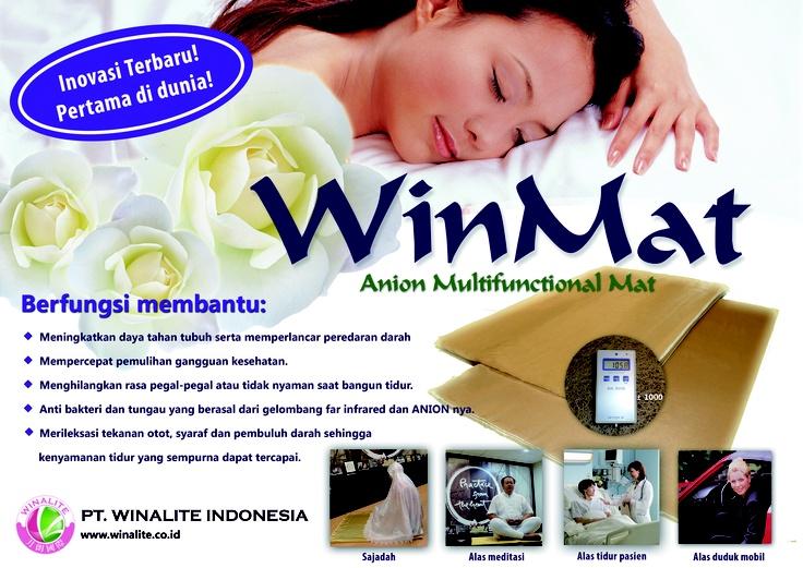 WinMat : Mengatasi Stress dan Melancarkan Peredaran Darah. http://winmat.blogspot.com/