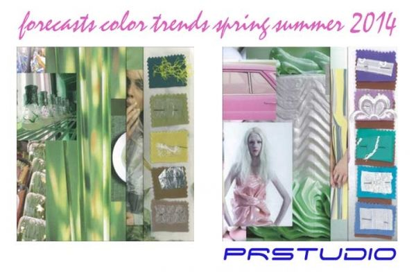 forecasts color trends spring summer 2014
