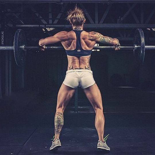 Top 15 Powerful CrossFit Quotes guaranteed to inspire you. Discover powerful, rare and inspirational CrossFit and fitness quotes.