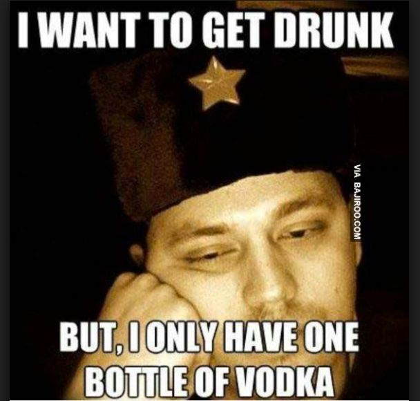 Well that is an easy fix! Come here for the cheapest prices on Vodka! #LiquorOutletOnTheStrip http://www.lvliquoroutlet.com/liquor-store-las-vegas-blvd/