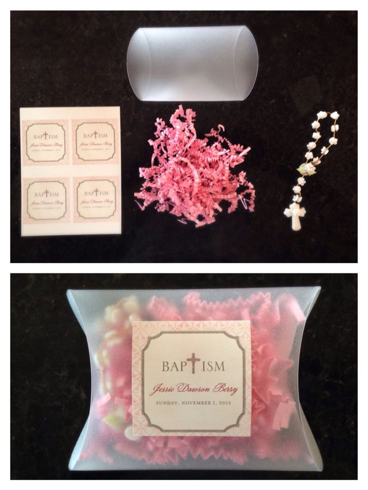 25 best ideas about baptism favors on pinterest baptism ideas christening favors and baptism - Giveaways baptism ...