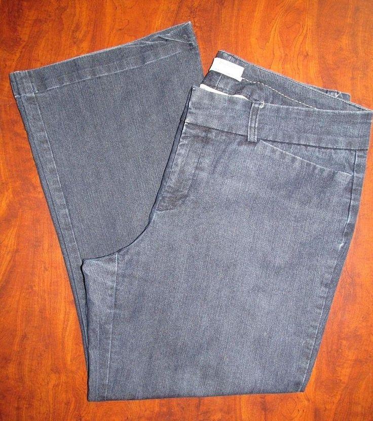 Dockers Women's Sz 14P Mid-Rise Curvy Jeans Short Petite #DOCKERS #StraightLeg